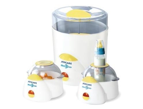 sterilizzatore scaldabiberon joycare