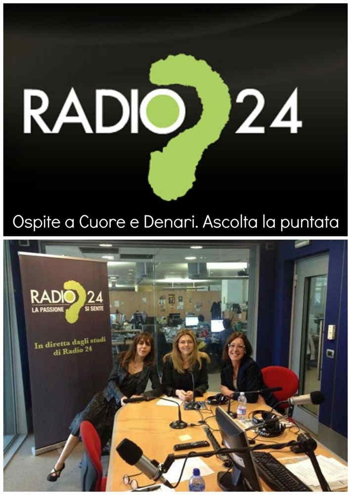radio 24 cuore e denari