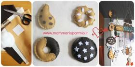 Biscotti cuscino mulino bianco abbracci pan di stelle tutorial fai da te