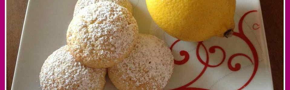 ricetta tutorial biscotti cuor di limone morbidi facili da fare