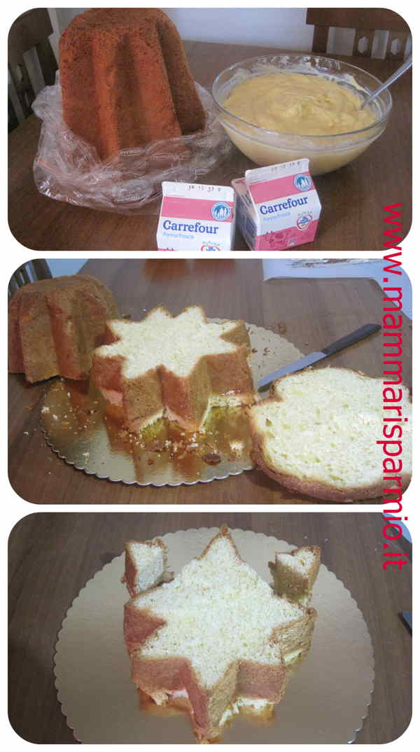torta babbo natale 1