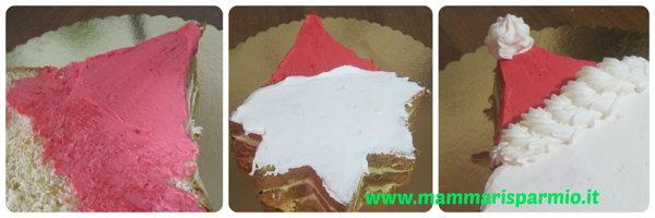 torta babbo natale 4