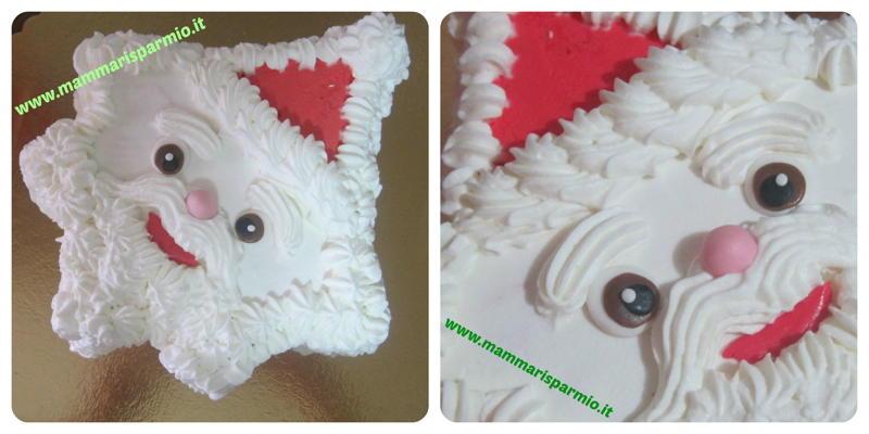 torta babbo natale 5
