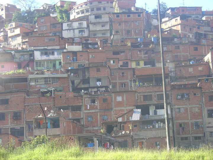 Caracas favela