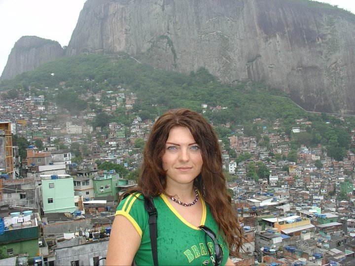 rocinha favela di rio de janeiro