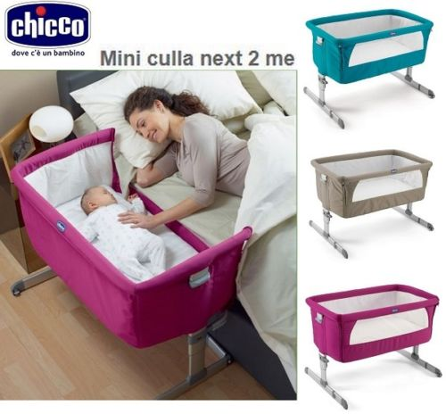 culla next2me chicco cosleeping