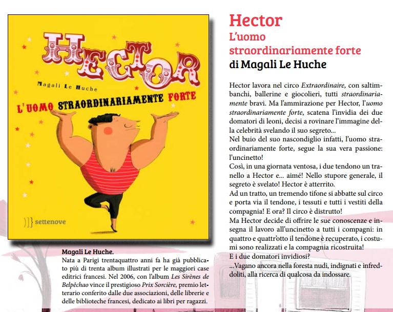 Hector l'uomo straordinariamente forte