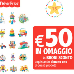 fisher price sconti