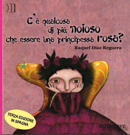 principessa rosa cover settenove
