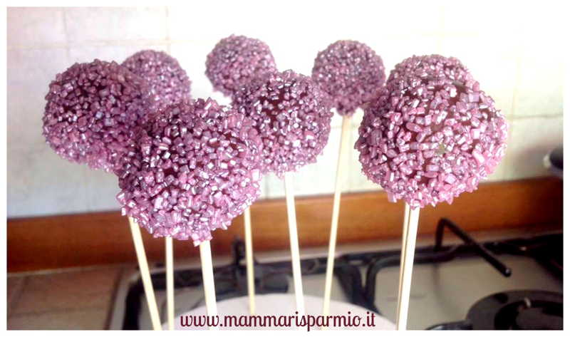 cake pops decorati