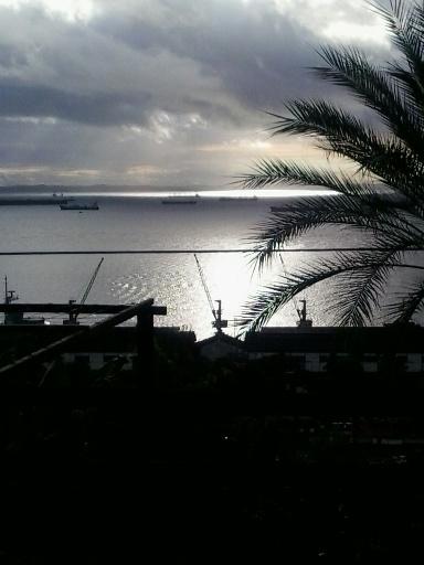 Vista mare dalla Pousada Boqueirao