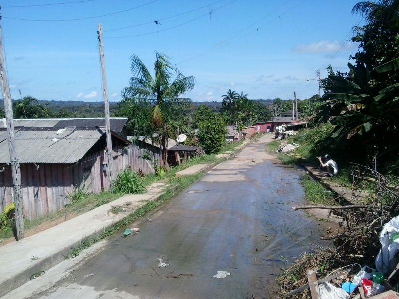 La favela di Rio Preto
