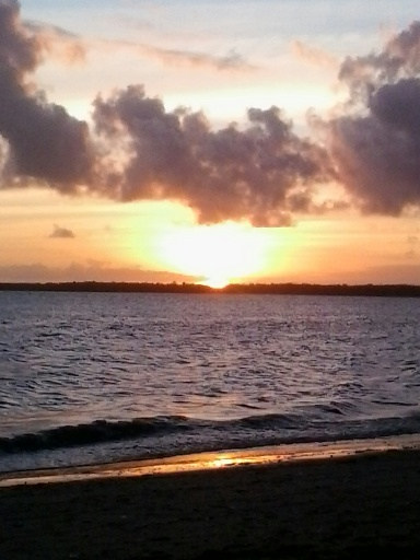 Lo spettacolo del tramonto di Cacha Prego