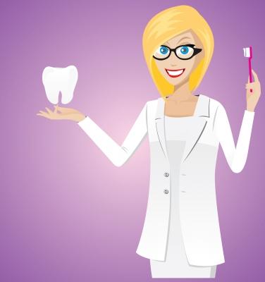 """""""Blonde Dentist"""" by iosphere"""