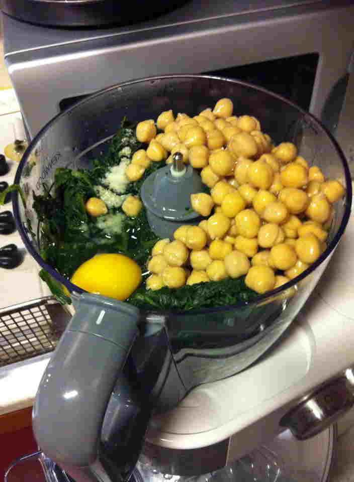 ricetta polpette per far mangiare le verdure ai bambini