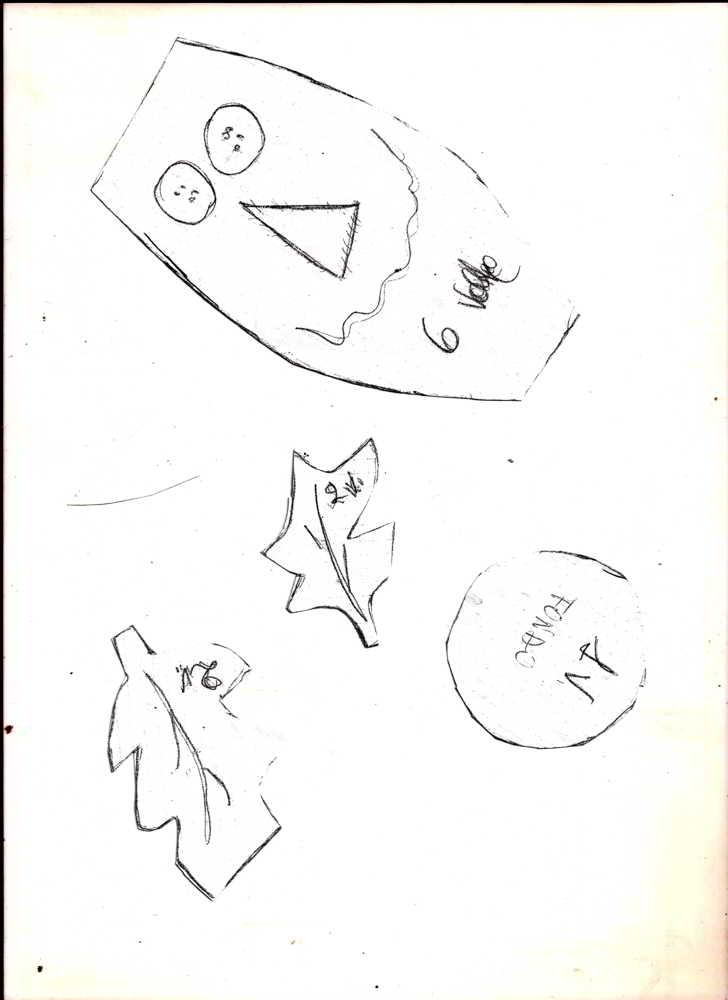 cartamodello zucca