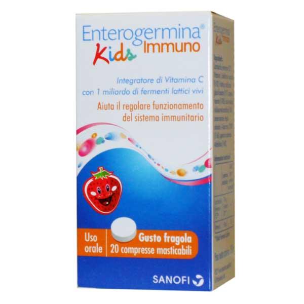 enterogermina immuno kids