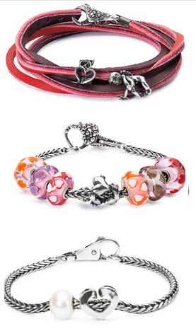 braccialetti per san valentino