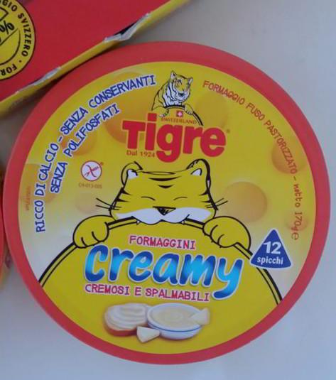 tigre formaggini