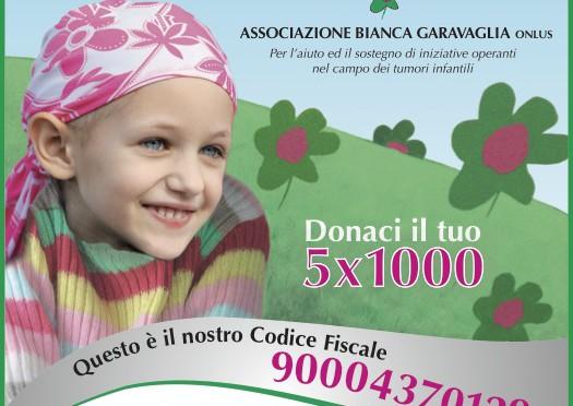 donare il 5x1000 ai bambini
