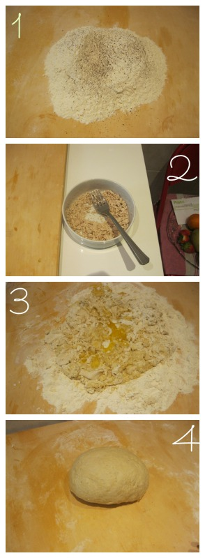ingredienti  per il casatiello