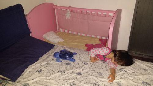 bambini che dormono