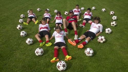 scuola calcio milan