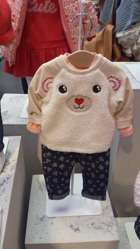 maglia orsetto