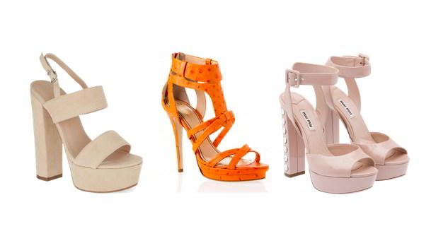 scarpe di moda estate 2015