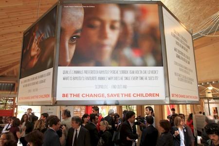 padiglione save the children