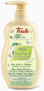 Shampoo corpo capelli