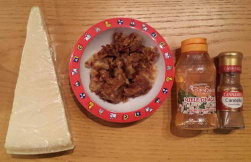 ingredienti base crepesingredienti base crepes
