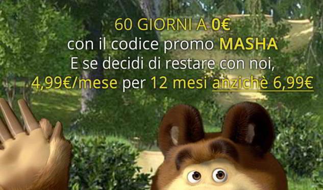 TUTTO MASHA E ORSO SU PC, TABLET, SMARTPHONE GRATIS SENZA CONNESSIONE