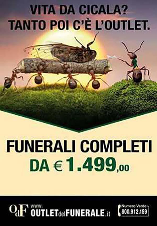 risparmiare sul funerale