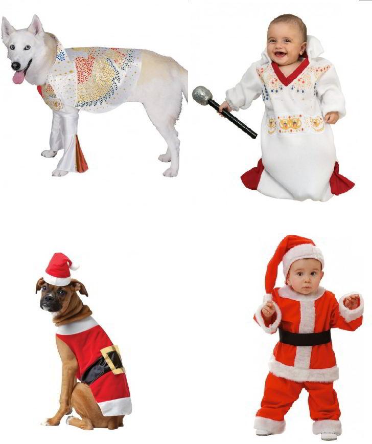 costume di carnevale cane
