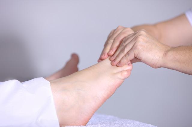 shiatsu piedi gravidanza