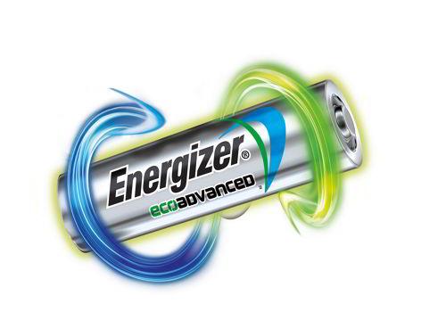 ECOADVANCED ENERGIZER, FINALMENTE LE PRIME PILE RICICLATE AL MONDO