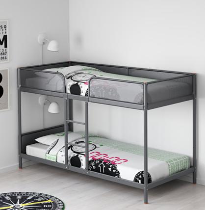 Letti A Castello In Ferro Ikea.Lettino Ikea Allungabile E Materasso Per Bambini Ikea Perche Vi