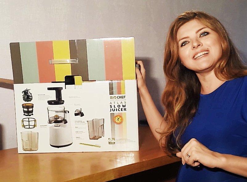 Estrattore Di Succo Slow Juicer Silvercrest Opinioni : Estrattore di succo Biochef Atlas Slow Juicer, dimostrazione con latte di mandorle Mammarisparmio