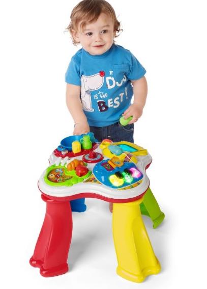 Tavolino degli hobby chicco cresci e impara recensione for Tavolo degli hobby