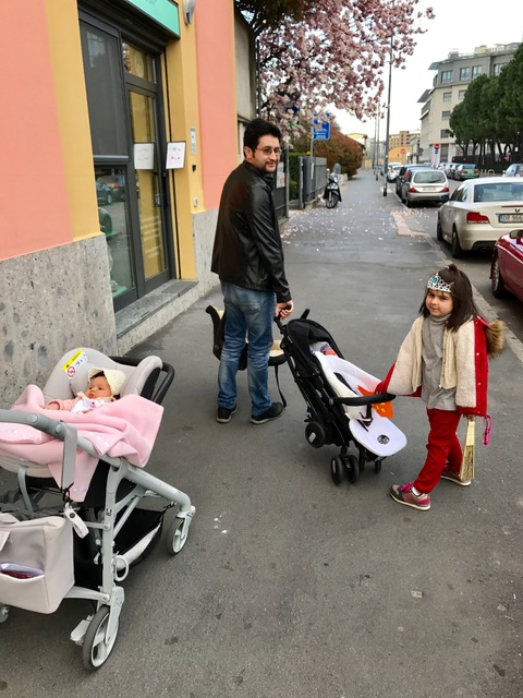 baby bazar passeggino vendita