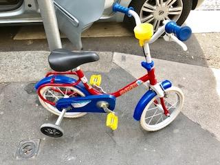 bici bambini usata