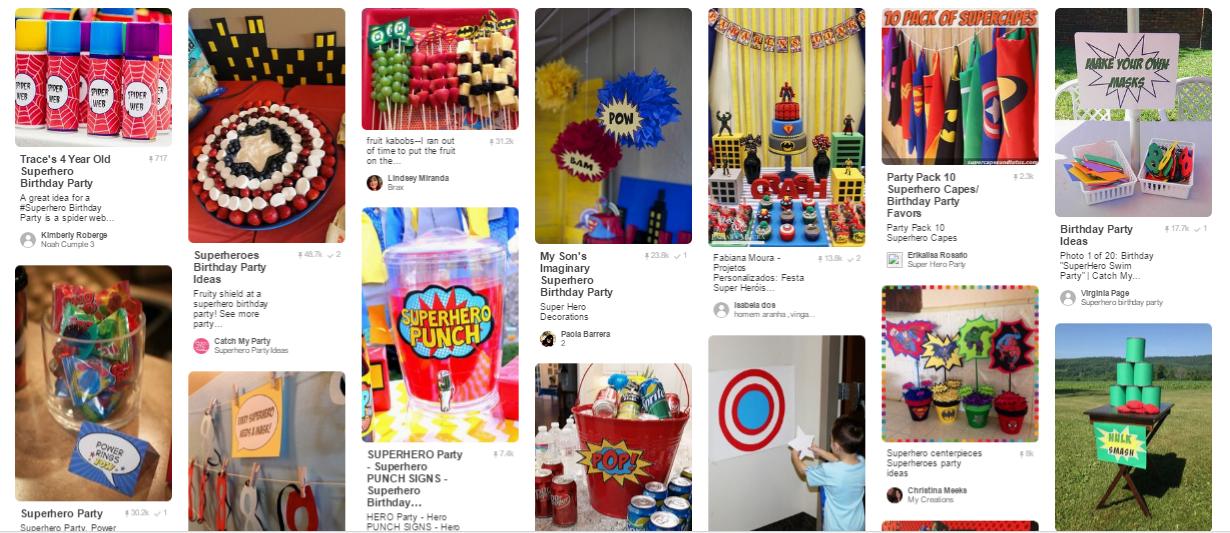 Amato Festa a tema supereroi: organizzare un compleanno con Hulk  QH13