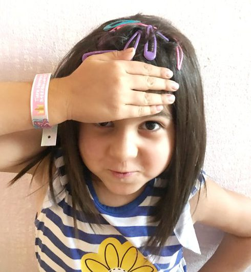 braccialetto sos