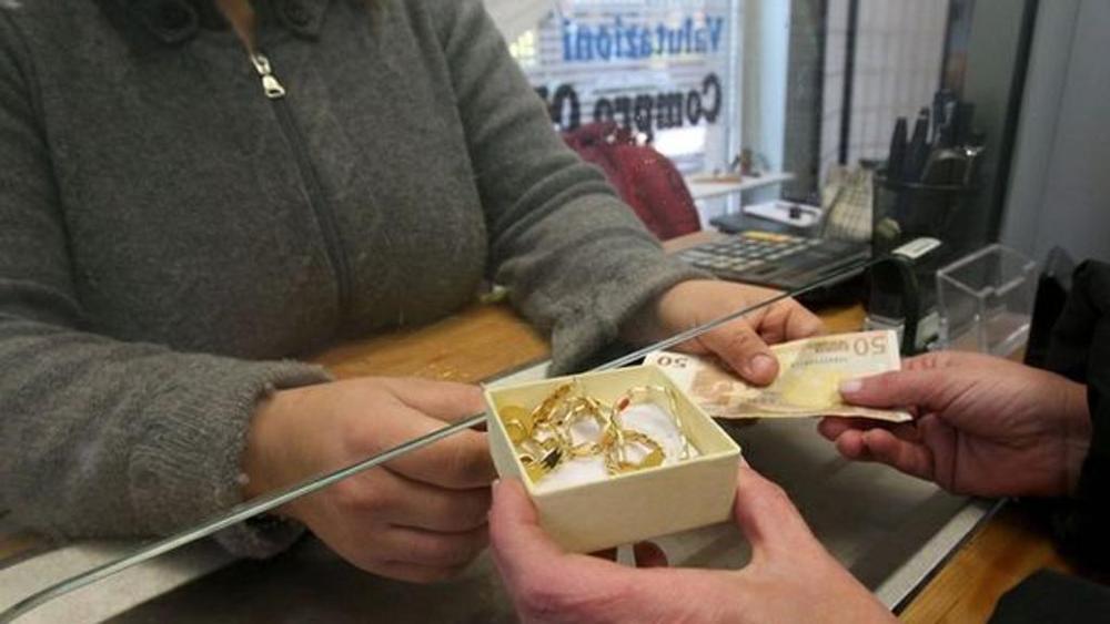 vendere gioielli al Compro oro