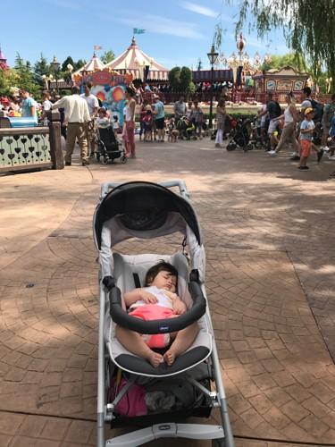 disneyland paris con neonati bimbi molto piccoli