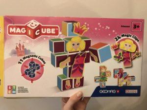 magic cube princess