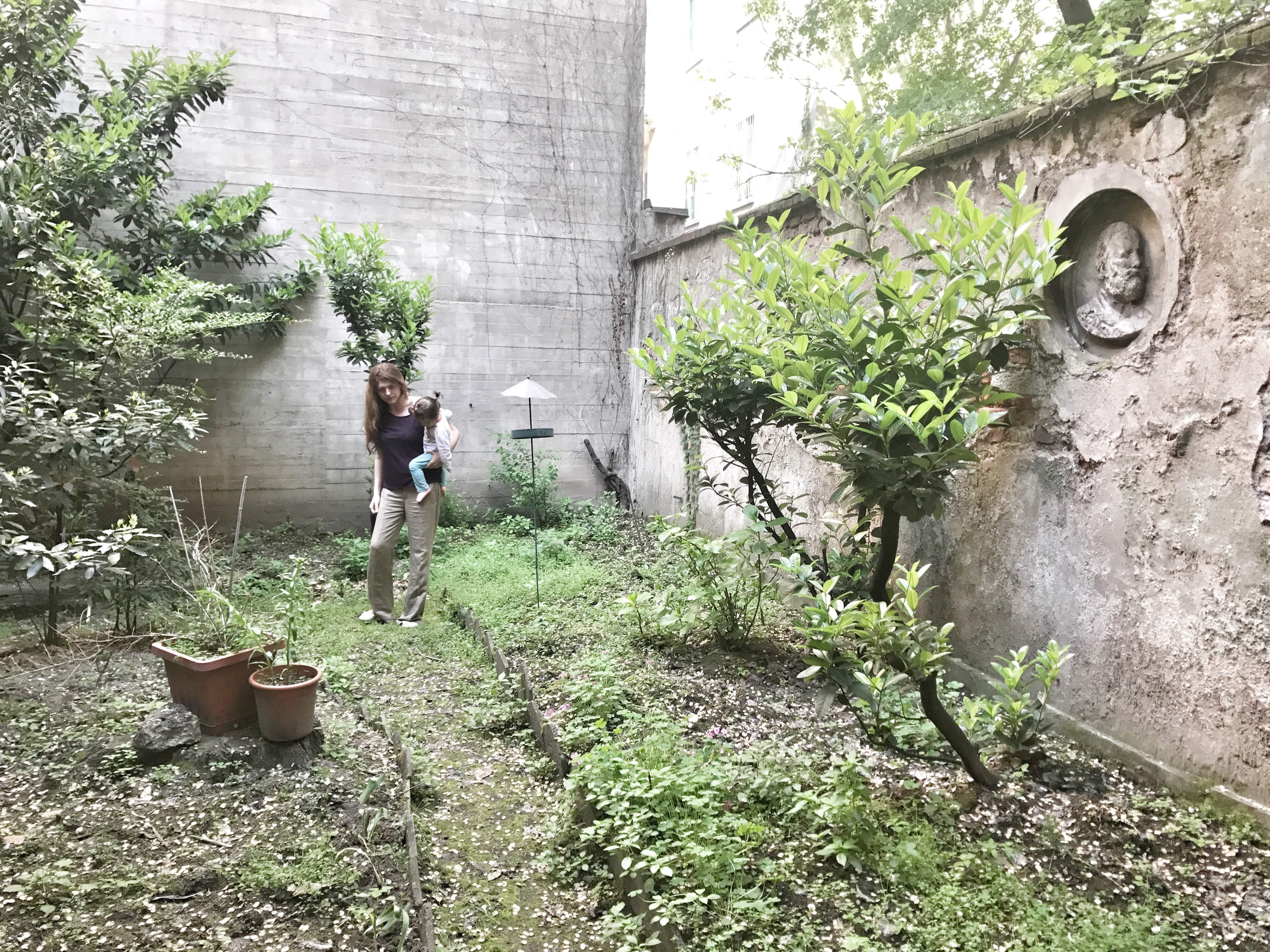 cerco giardino in affitto milano