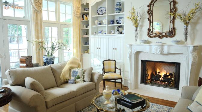 Divani classici, tante idee per arredare il tuo salotto in stile ...